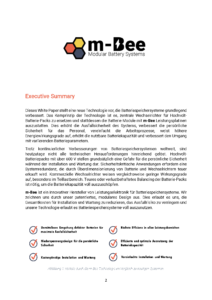 m-Bee Leistungselektronik Whitepaper