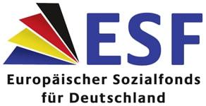 Logo Europäischer Sozialfond